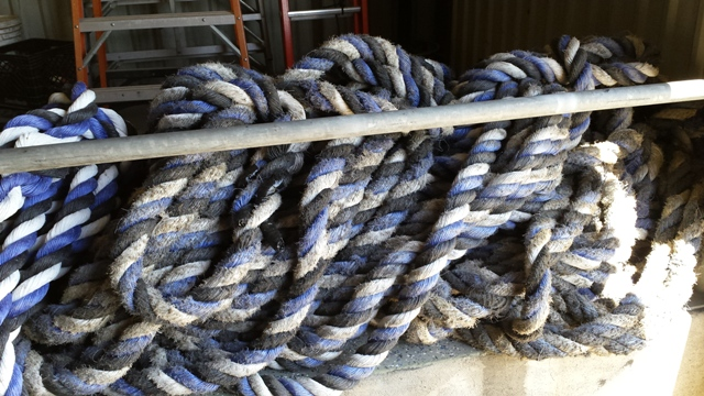 PP, Polypropylene, Marine Rope