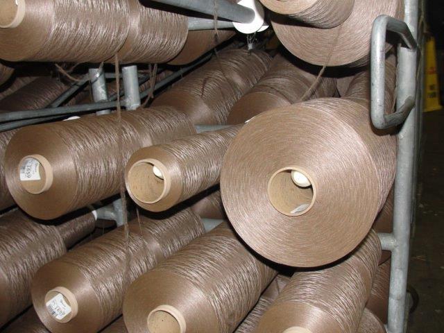 PA66 Fiber, Nylon 66, Fiber on Tubes